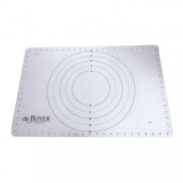 de Buyer Szilikon nyújtólap jelzésekkel, 60 x 40 cm