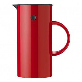 Stelton Classic french press kávéfőző, 1 liter, red