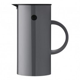 Stelton Classic french press kávéfőző, 1 liter, anthracite