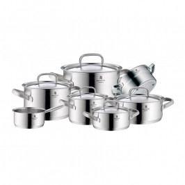 WMF Gourmet Plus, edénykészlet, 7 darabos, matt rozsdamentes acél