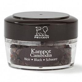 Peugeot ZANZIBAR tégely Kampot Cambodia fekete borssal