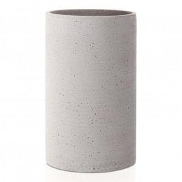 Blomus Coluna váza, kicsi, világosszürke