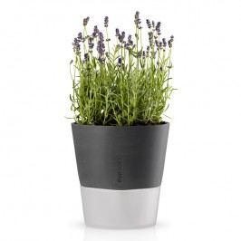 Eva Solo Önöntöző virágcserép; szürke; Ø 20,5 cm; Eva Solo