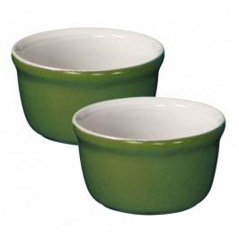 Emile Henry Ramekin sütőforma szett, zöld