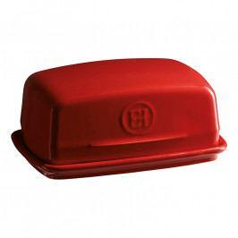 Emile Henry Vajtartó doboz, vörös/burgundy