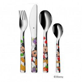 """WMF """"Mickey egér"""" ©Disney gyerekevőeszköz készlet, 4 részes"""