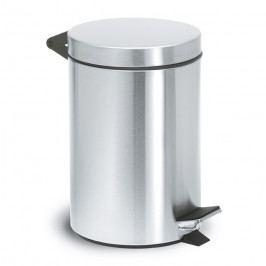 Blomus NEXIO fürdőszobai szemétkosár; matt rozsdamentes acél; 2,5 liter