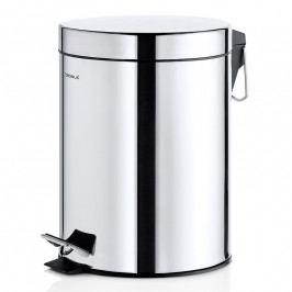 Blomus NEXIO fürdőszobai szemeteskosár, fényes rozsdamentes acél, 5 liter