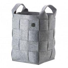 ZONE HIDE tárolókosár, magas, grey