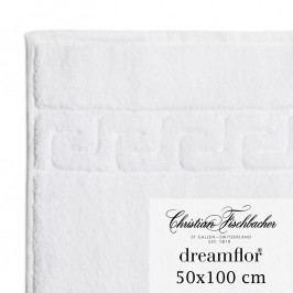 Christian Fischbacher Dreamflor® törölköző, 50 x 100 cm, fehér, Fischbacher