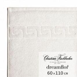 Christian Fischbacher Dreamflor® nagyméretű törölköző, 60 x 110 cm, krétafehér, Fischbacher