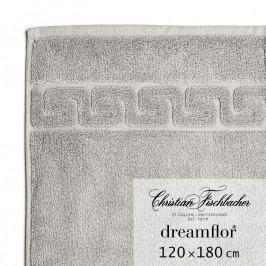 Christian Fischbacher Dreamflor® nagyméretű fürdőtörölköző, 120 x 180 cm, grafitszürke, Fischbacher
