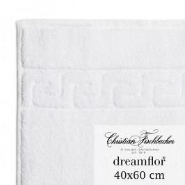 Christian Fischbacher Dreamflor® nagyméretű vendégtörölköző, 40 x 60 cm, fehér, Fischbacher