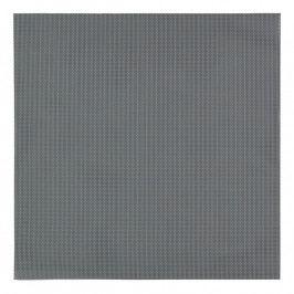 ZONE Tányéralátét, 35 × 35 cm, grey