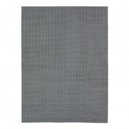 ZONE Tányéralátét, 30 × 40 cm, sima felületű, grey