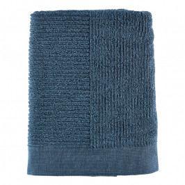 ZONE CLASSIC fürdőtörölköző, 70 × 140 cm, azure blue/dark blue