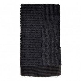 ZONE CLASSIC törölköző, 50 × 100 cm, black