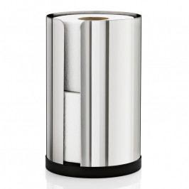 Blomus NEXIO toalettpapírtartó állvány 2 tekercshez, fényes rozsdamentes acél