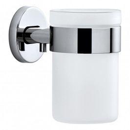 Blomus AREO fogkefetartó pohár, falra szerelhető, fényes rozsdamentes acél