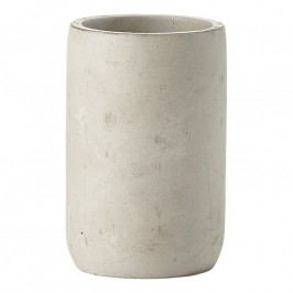 ZONE SAXO fogkefetartó pohár, grey