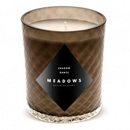 Meadows Shadow Dance illatgyertya, medium, füstszín