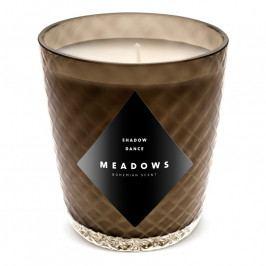 Meadows Shadow Dance illatgyertya, mini, füstszín