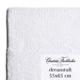 Christian Fischbacher Dreamtuft fürdőszobaszőnyeg, 55 x 65 cm, fehér, Fischbacher