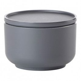ZONE PEILI fedeles tárolódoboz; 0,25 liter; cool grey; ZONE