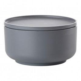 ZONE PEILI fedeles tárolódoboz, 1 liter, cool grey