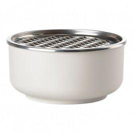 ZONE PEILI fedeles tárolódoboz durva reszelővel, 1 liter, warm grey