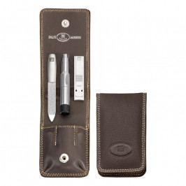ZWILLING TWINOX® Emblem brown manikűrkészlet, 3 részes