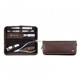 ZWILLING ZWILLING® Classic Inox manikűrkészlet körömcsipesszel, 5 részes, barna