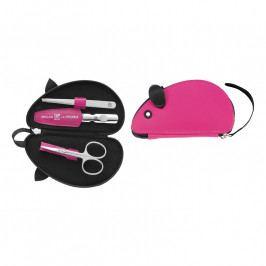 ZWILLING ZWILLING® Classic Inox manikűrkészlet gyerekenek, 3 részes, rózsaszín