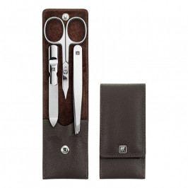 ZWILLING ZWILLING® Classic Inox manikűrkészlet, 3 részes, barna Manicure Tool Sets