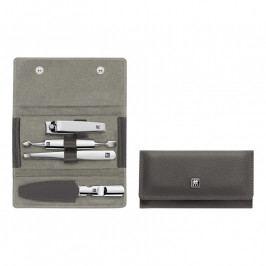ZWILLING ZWILLING® Classic Inox manikűrkészlet körömvágó ollóval, 4 részes, sötétszürke
