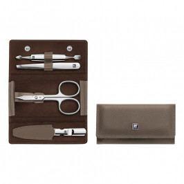 ZWILLING ZWILLING® Classic Inox manikűrkészlet, 4 részes, földbarna Manicure Tool Sets