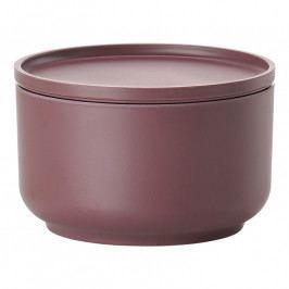 ZONE PEILI fedeles tárolódoboz; 0,5 liter; plum; ZONE