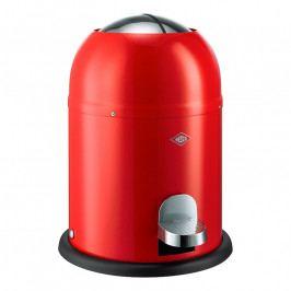 Wesco Single Master szemeteskosár, 9 liter, piros