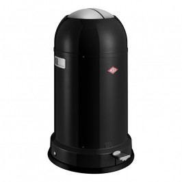Wesco Kickmaster Classic Line soft szemeteskosár, 33 liter, fekete