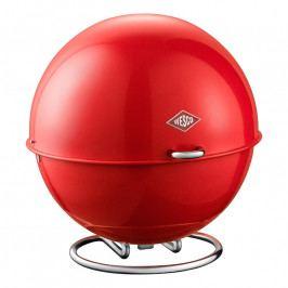 Wesco Superball fedeles gyümölcs/keksz tál, piros