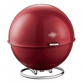 Wesco Superball fedeles gyümölcs/keksz tál, rubinvörös