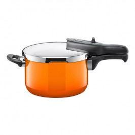 Silit Passion Orange Sicomatic® t-plus kukta; 4,5 liter; párolóbetét nélkül; Silit