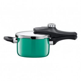 Silit Sicomatic® econtrol Ocean Green kukta; 2,5 liter; betét nélkül; Silit