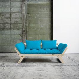 Bebop Natural/Horizon Blue kanapé - Karup