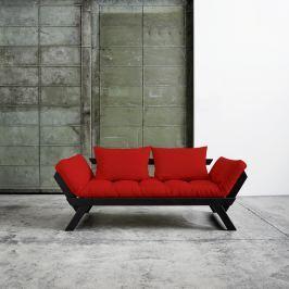Bebop Black/Red kanapé - Karup