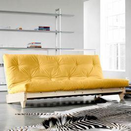 Fresh Natural/Amarillo kihúzható kanapé - Karup