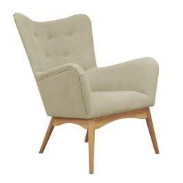 Karl bézs fotel - Helga interiors
