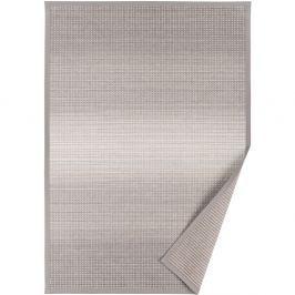 Moka szürkésbézs, mintás kétoldalú szőnyeg, 70 x 140 cm - Narma