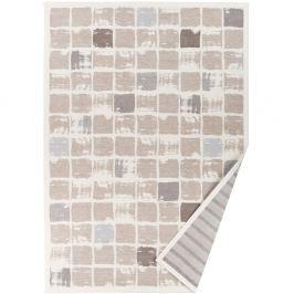 Telise bézs, mintás kétoldalú szőnyeg, 140 x 200 cm - Narma