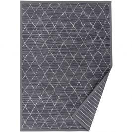 Vao szürke, mintás kétoldalú szőnyeg, 160 x 230 cm - Narma